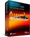 Bitdefender Internet Security 2013 PC Lifetime Edition