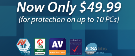 VIPRE Internet Security 2014 for 30% off