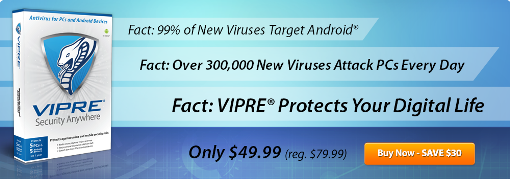 VIPRE Security Anywhere