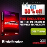BitDefender Total Securit 50% off