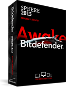 Bitdefender Sphere 2013 Box