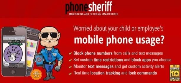 Phone Sheriff