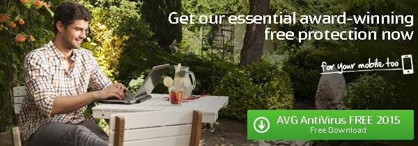 AVG AntiVirus FREE 2015 Download