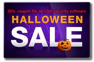 IObit Halloween Sale