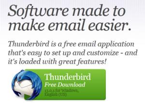 Thunderbird Download