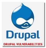Drupal vulnerabilities