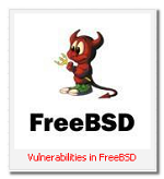 Vulnerabilities in FreeBSD