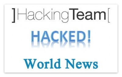 Hacking Team World News