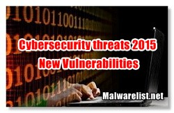 New security vulnerabilities 2015