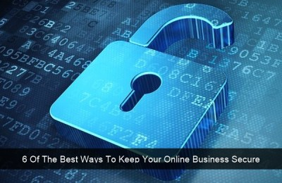 Your Online Business Secure