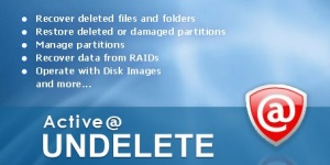 Active@ UNDELETE Software