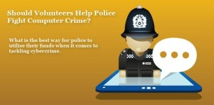 Volunteers Help Police