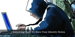 Your Identity Stolen