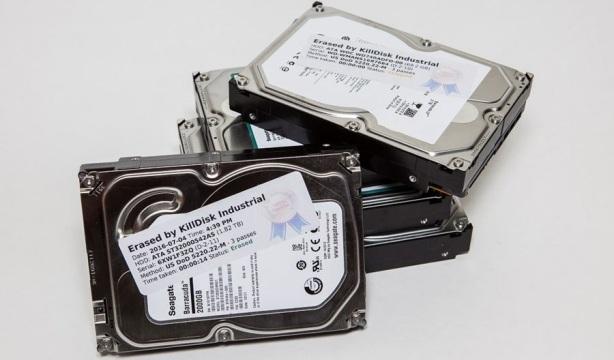Certified disks