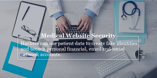 Medical Website Security
