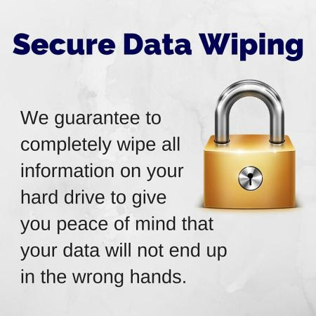 Secure Data Wiping